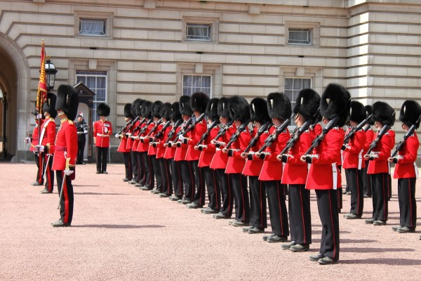 Visit The Changing of the Guard in 2021